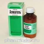 АЛМАГЕЛЬ (Алгелдрат+Магния гидроксид)