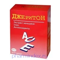 ДЖЕРИТОН (Поливитамины+Прочие препараты)