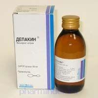 ДЕПАКИН (Вальпроевая кислота)