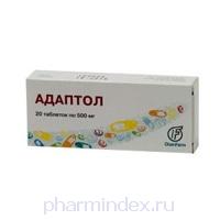 АДАПТОЛ (Тетраметилтетраазобициклооктандион)
