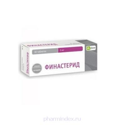 ФИНАСТЕРИД (Финастерид)