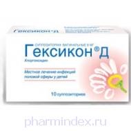 ГЕКСИКОН Д (Хлоргексидин)