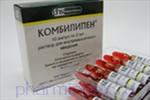КОМБИЛИПЕН (Пиридоксин+Тиамин+Цианокобаламин+Лидокаин)