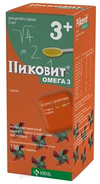 ПИКОВИТ ОМЕГА-3