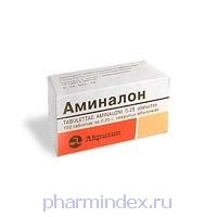 АМИНАЛОН (Гамма-аминомасляная кислота)
