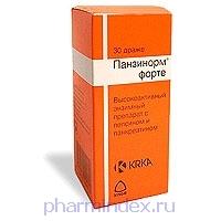 ПАНЗИНОРМ ФОРТЕ (Панкреатин)