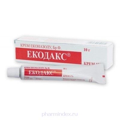 ЭКОДАКС (Эконазол)