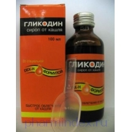 ГЛИКОДИН (Декстрометорфан+Терпингидрат+Левоментол)