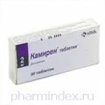 КАМИРЕН (Доксазозин)