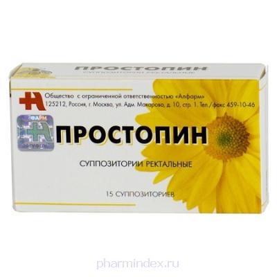 ПРОСТОПИН супп. рект. №15