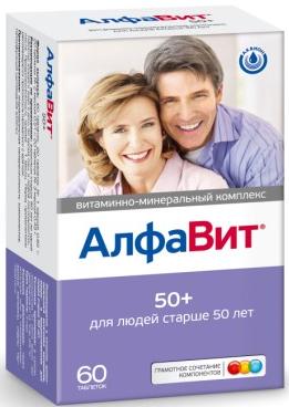 АЛФАВИТ 50+
