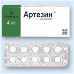 АРТЕЗИН (Доксазозин)