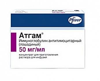 АТГАМ (Иммуноглобулин антитимоцитарный)