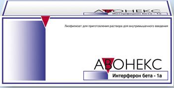 АВОНЕКС (Интерферон бета-1a)