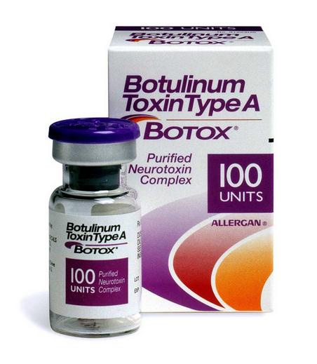 БОТОКС (Ботулинический токсин типа А-гемагглютинин комплекс)