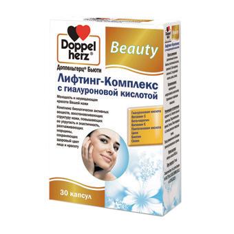ДОППЕЛЬГЕРЦ БЬЮТИ ЛИФТИНГ-КОМПЛЕКС