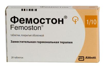ФЕМОСТОН (Дидрогестерон+Эстрадиол)