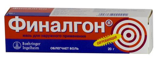 ФИНАЛГОН (Нонивамид+Никобоксил)