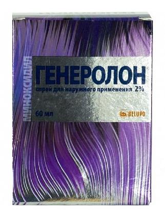 ГЕНЕРОЛОН (Миноксидил)