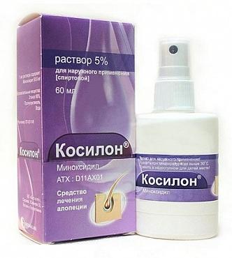 КОСИЛОН (Миноксидил)