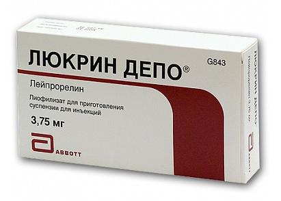 ЛЮКРИН ДЕПО (Лейпрорелин)