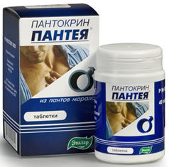 ПАНТОКРИН ПАНТЕЯ (Пантокрин)