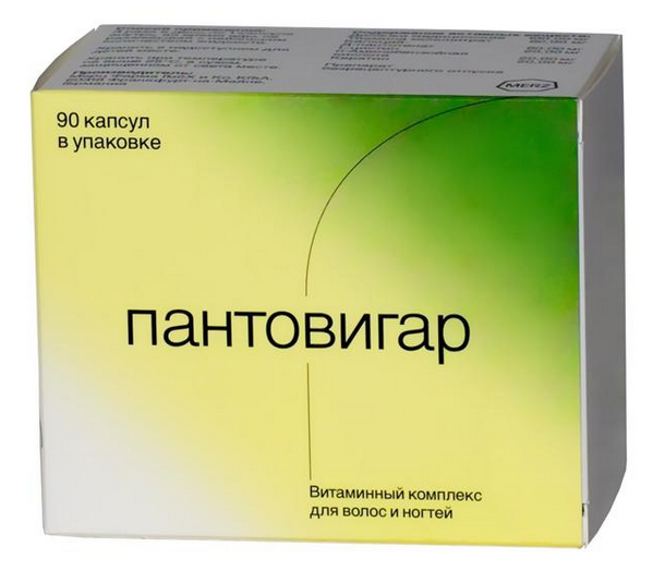 ПАНТОВИГАР (Поливитамины+Прочие препараты)