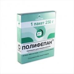 ПОЛИФЕПАН (Лигнин гидролизный)