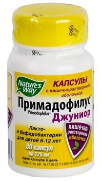 ПРИМАДОФИЛУС ДЖУНИОР