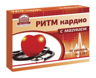 РИТМ КАРДИО С МАГНИЕМ