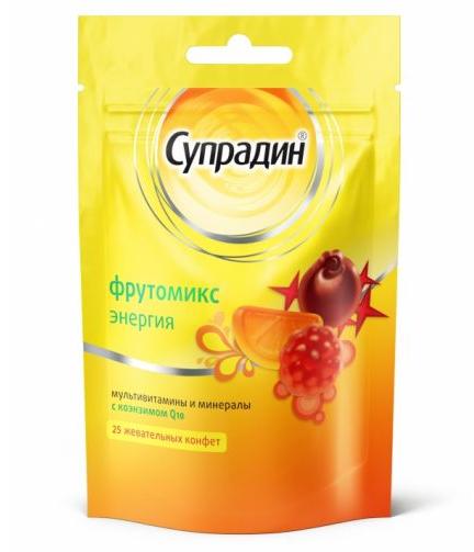 СУПРАДИН ФРУТОМИКС